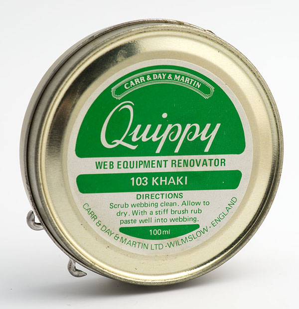 Quippy web equipment renovator 103 khaki