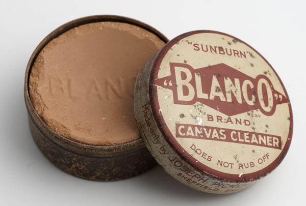 Blanco sunburn canvas cleaner