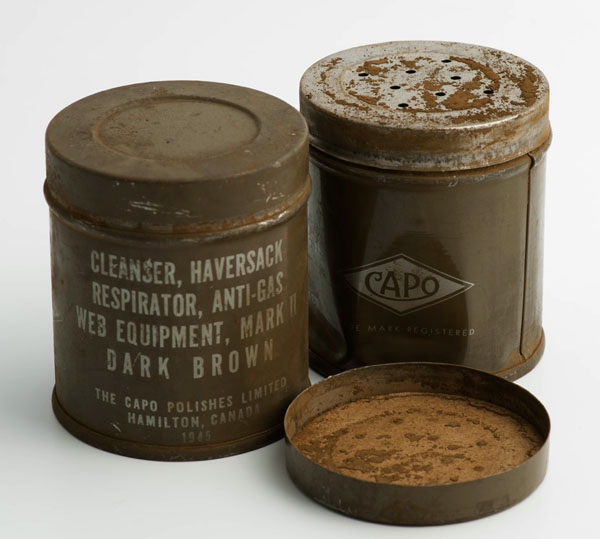 CAPO haversack cleaner
