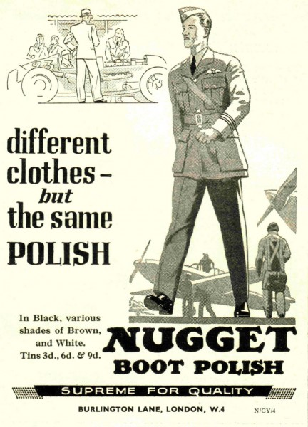 Nugget polish WW2