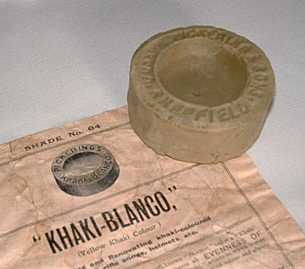 Khaki-Blanco no 64