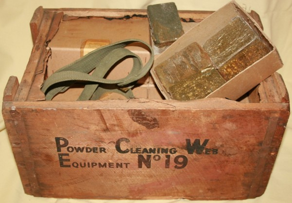 Powder Cleaning Web Equipment No 19