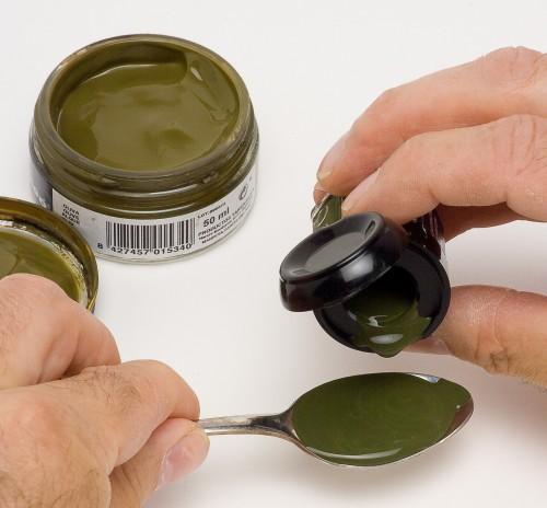Kiwi Select Shoe Cream Medium Brown 1.55 oz