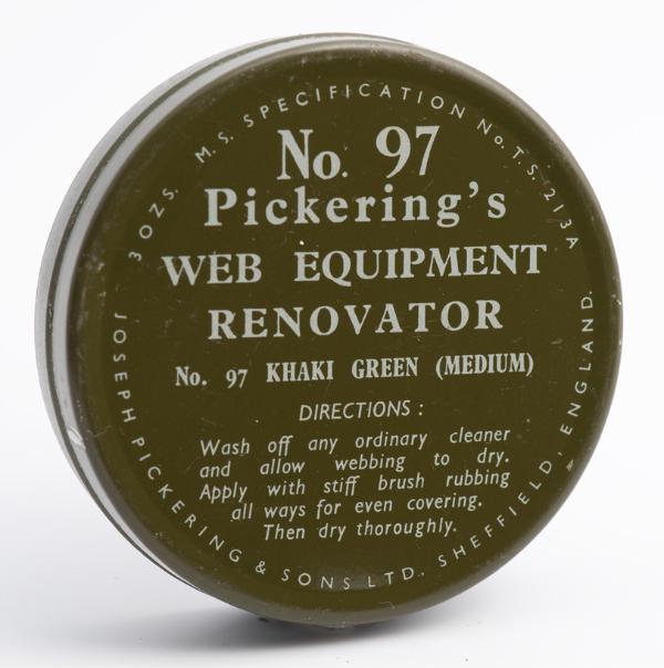 Pickering's 97 renovator