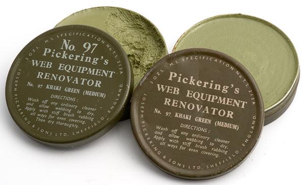 Pickering's 97 web equipment renovator