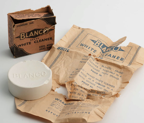 Blanco white cleaner