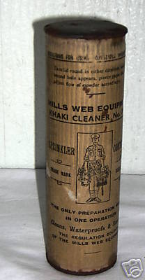 Mills cleaner