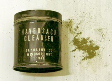 CAPO haversack cleanser