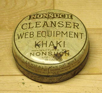 Nonsuch web cleaner