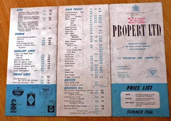 Propert 1966