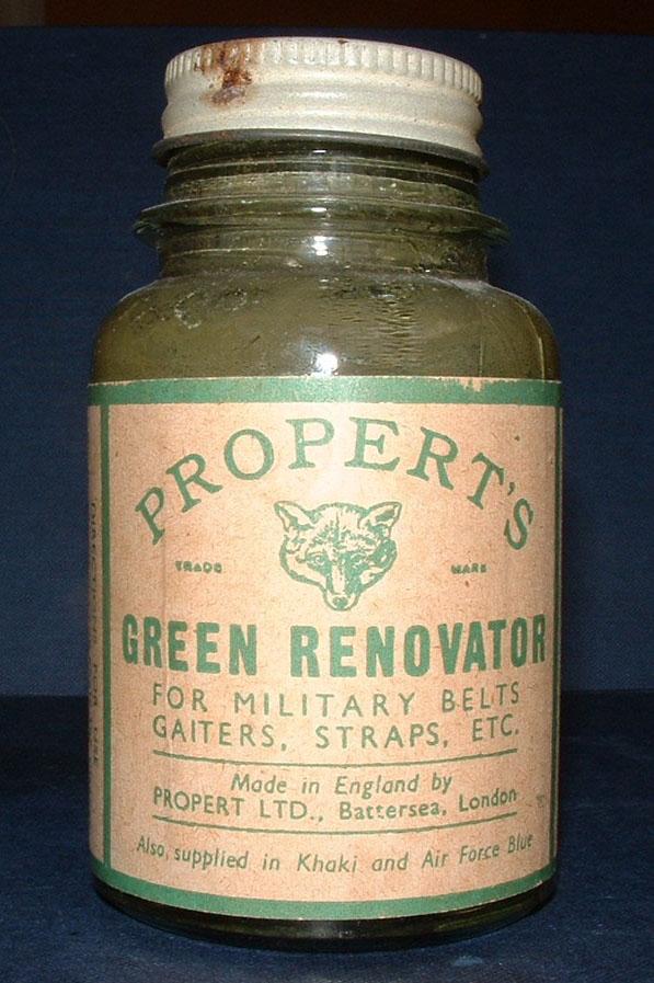 Properts green renovator