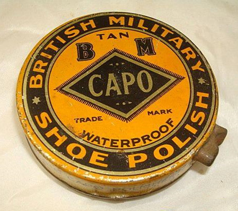 CAPO boot polish