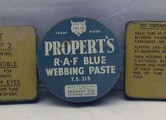 Properts RAF Blue