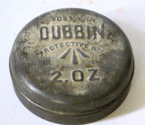 British army dubbin