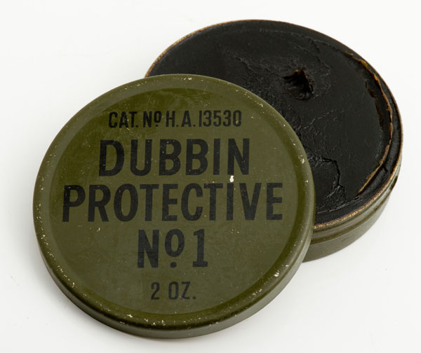 British army Dubbin Protective No 1