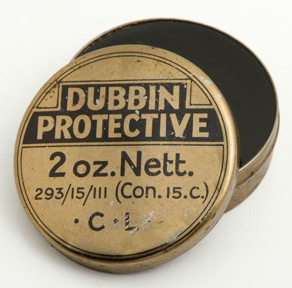 British army Dubbin protective