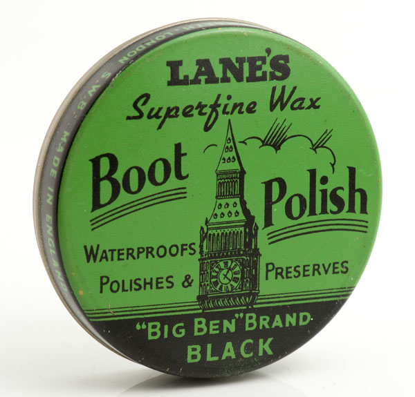 Lane's Big Ben boot polish