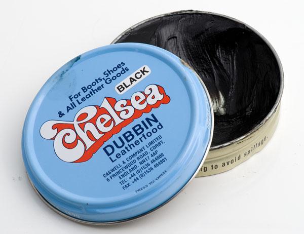 Chelsea black dubbin