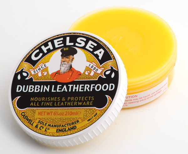Chelsea dubbin leatherfood