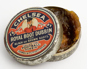 Chelsea royal boot dubbin