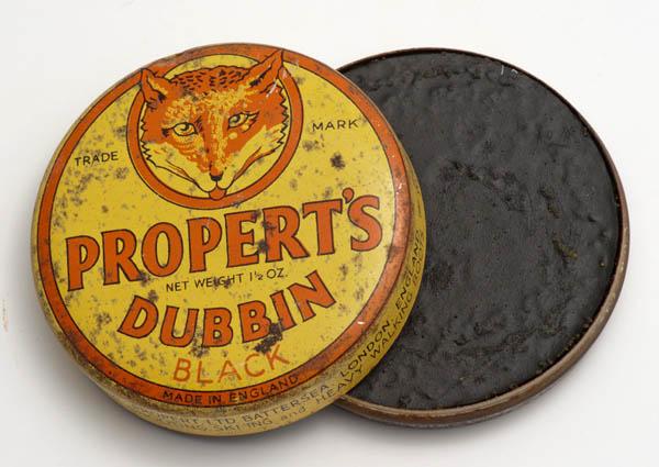 Propert's Black Dubbin