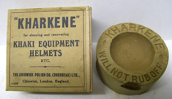 Kharkene webbing cleaner
