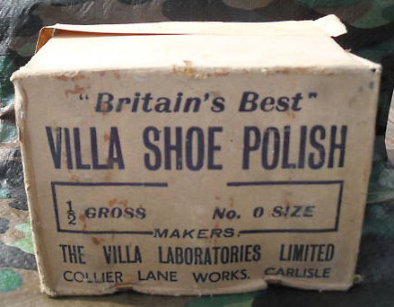 villa polish box