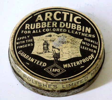 Capo arctic dubbin