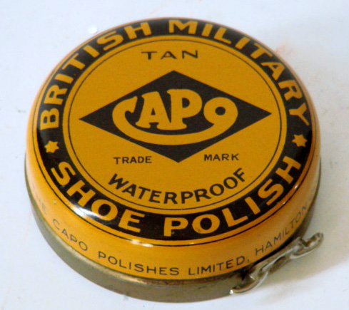 Capo shoe polish
