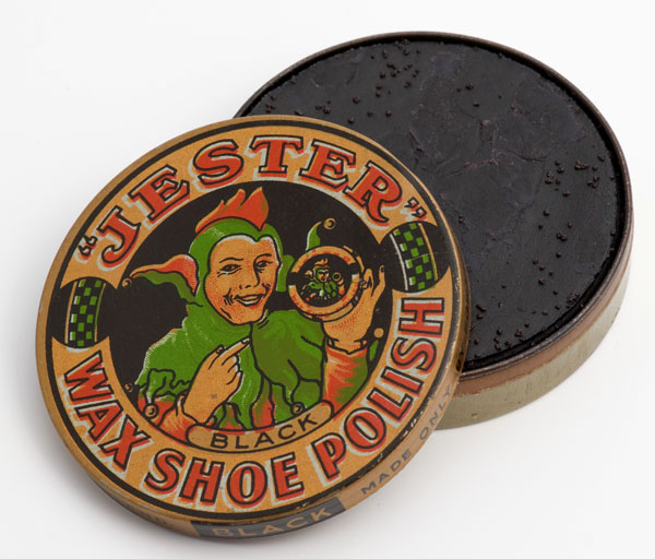 Jester shoe polish