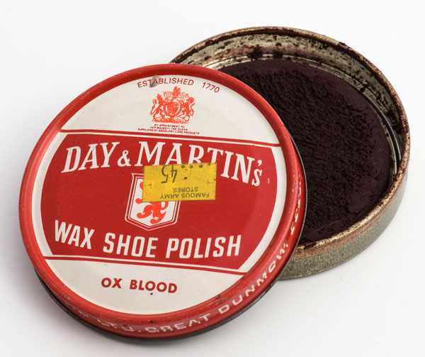Day & Martin shoe polish