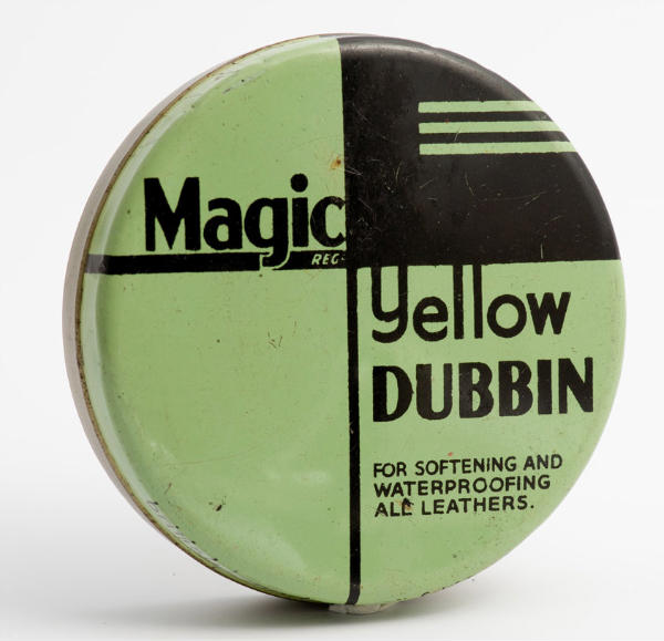 magic yellow dubbin