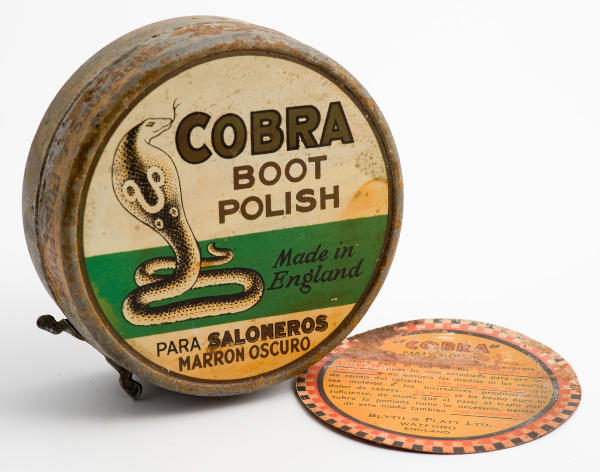 Cobra boot polish