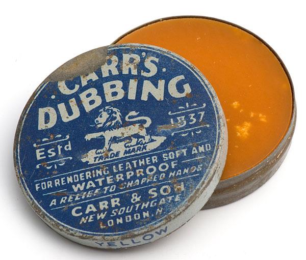 Carr's dubbing