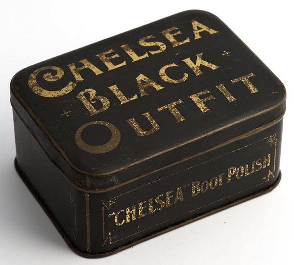 Chelsea boot polish