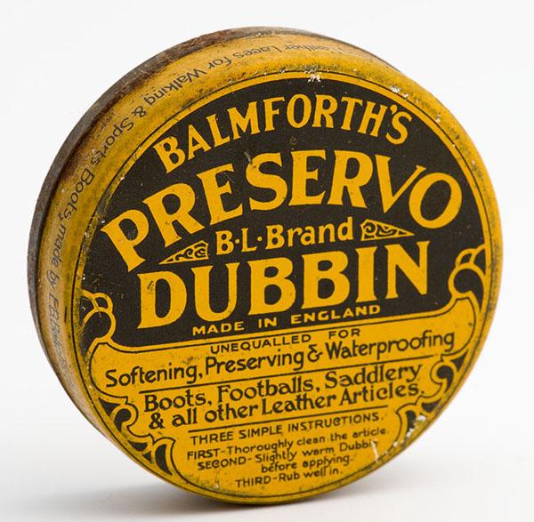 Balmforth's Preservo Dubbin