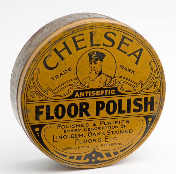 Chelsea floor polish