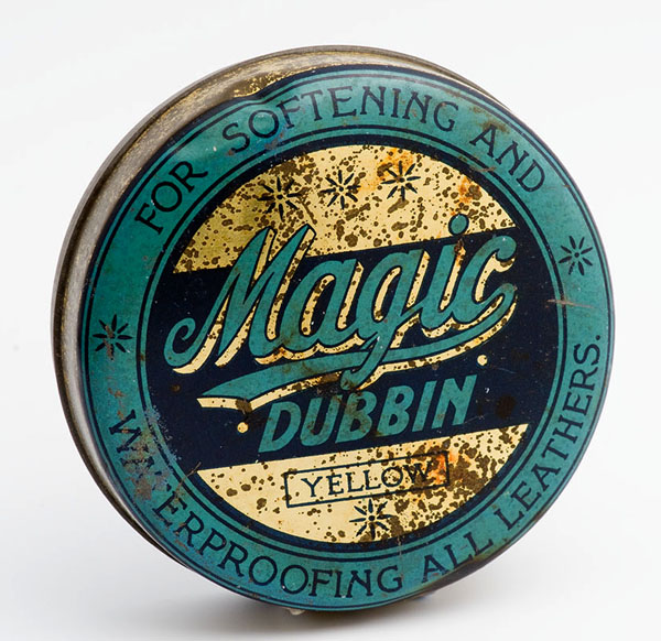 Magic Dubbin yellow