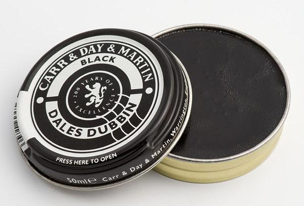 Carr & Day & martin Black Dales Dubbin