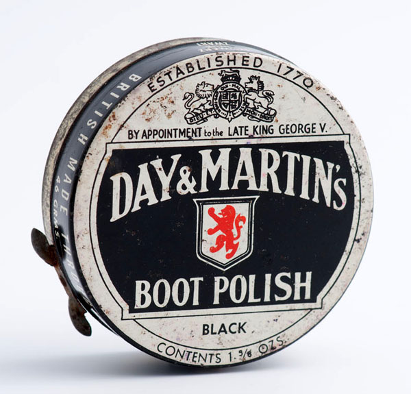 Day & Martin's boot polish