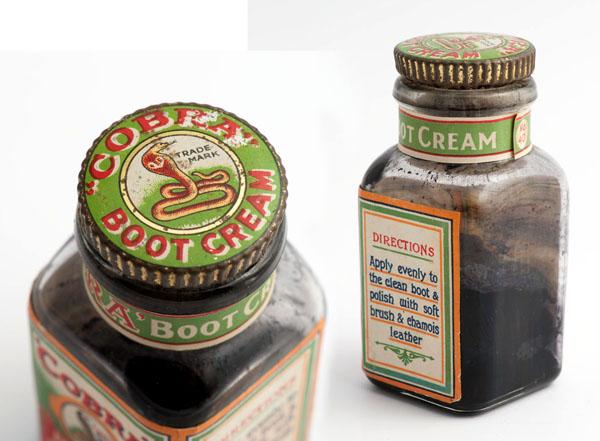 Cobra boot cream