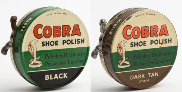 cobra brown black