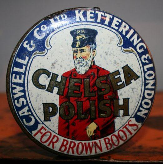 Chelsea polish