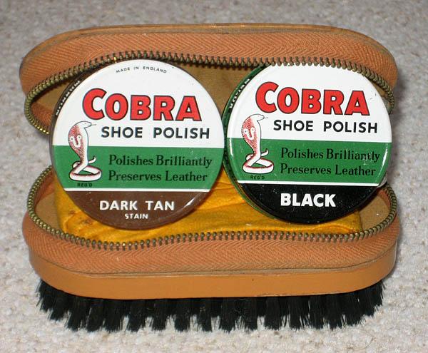 Cobra travelling set