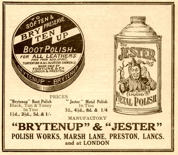 jester ad 1924