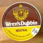 Meltonian Wren's dubbin