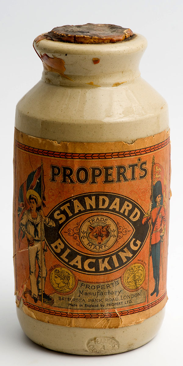 Propert's Standard Blacking