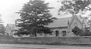 Day's Almshouses, Watling Street, Edgware