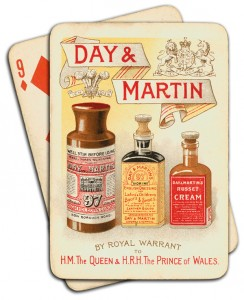 Day & Martin advertising