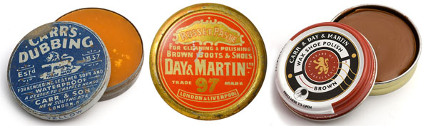 Carr & Day & Martin polishes